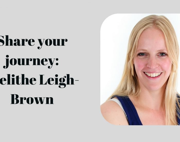 PIB25 Share your journey: Jaelithe Leigh-Brown