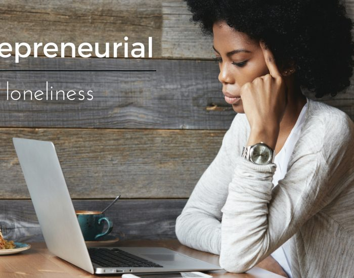 #PIB30 Entrepreneurial Loneliness