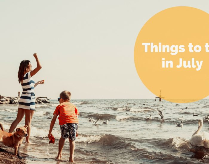 #PIB32 Things to try in July