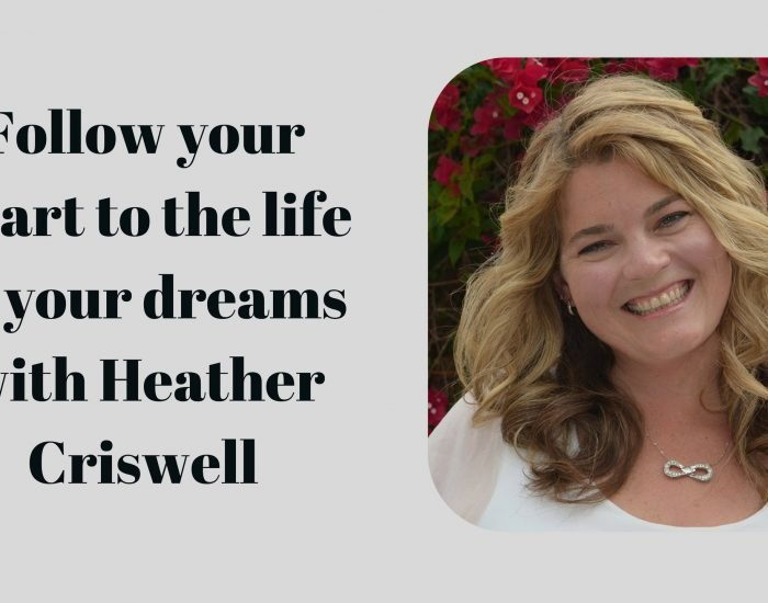 #PIB40 Follow your heart to the life of your dreams with Heather Criswell