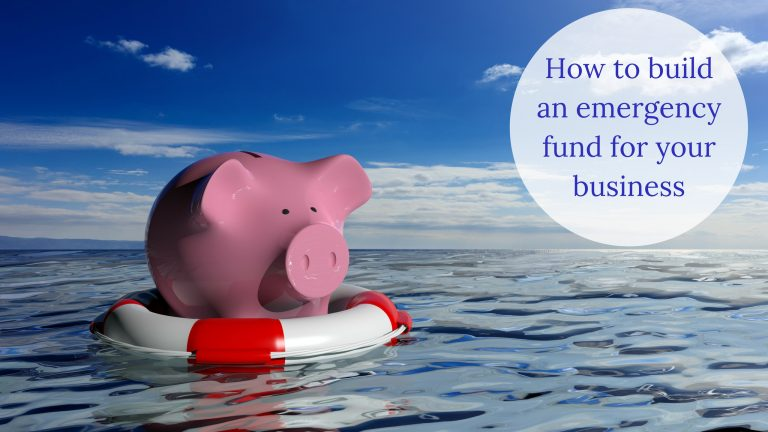 How to build an emergency fund for your business