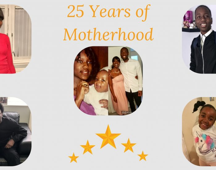 #PIB58 25 Years of Motherhood