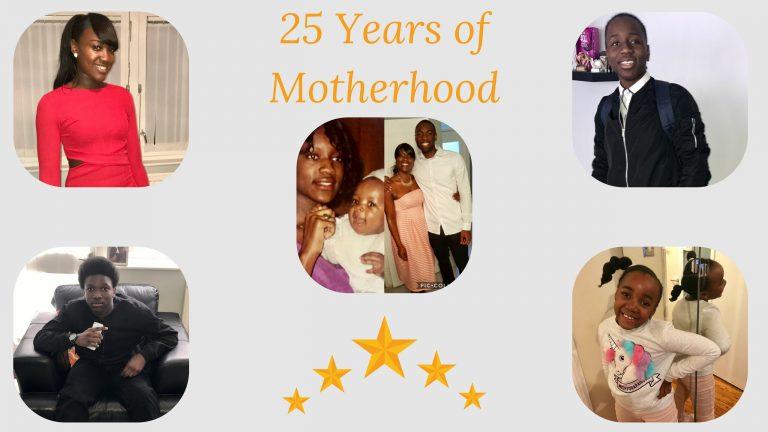 #PIB58 25 Years of Motherhood
