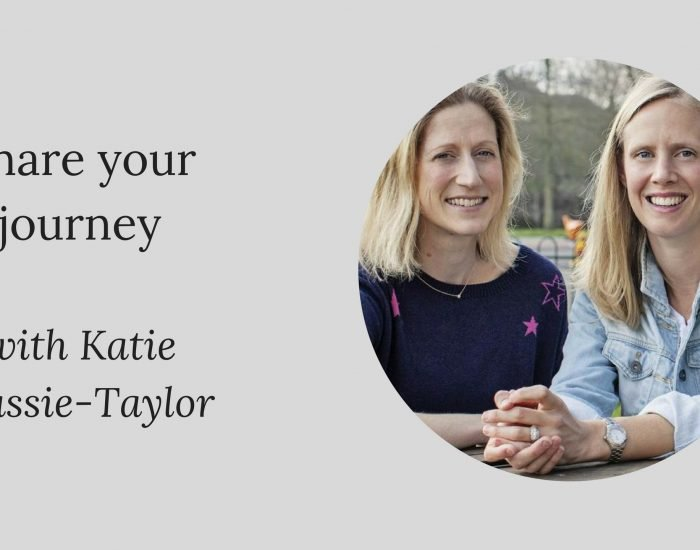 Share your journey: Katie Massie-Taylor