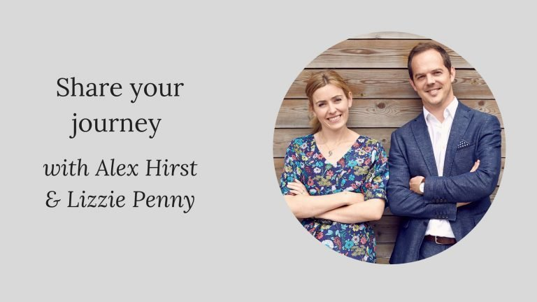 #PIB64 Share your journey: Alex Hirst & Lizzie Penny