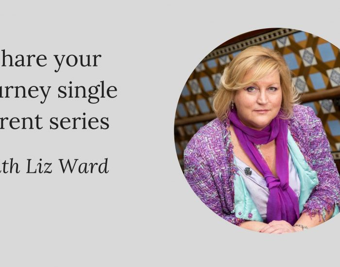 Share your journey single parent series W/ Liz Ward
