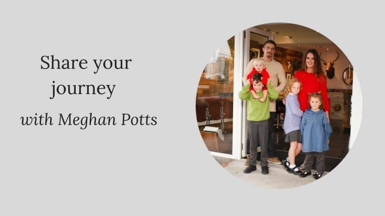 #PIB74 Share your journey: Meghan Potts