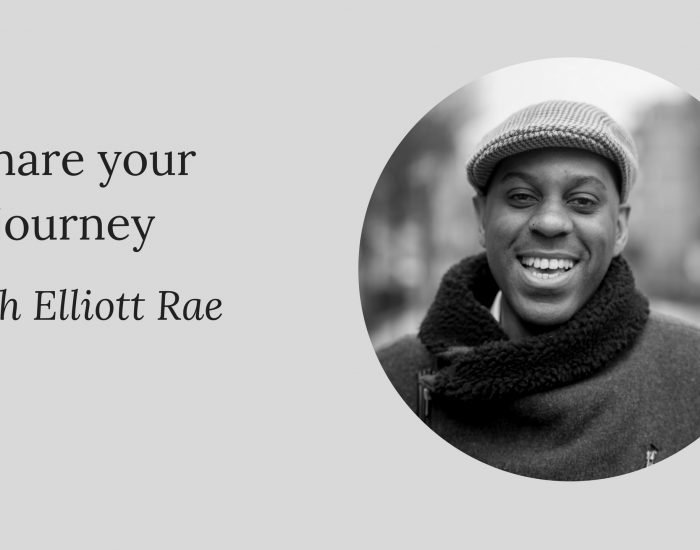#PIB71 Share your journey: Elliott Rae