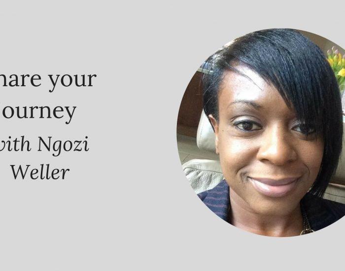 #PIB80 Share your journey: Ngozi Weller