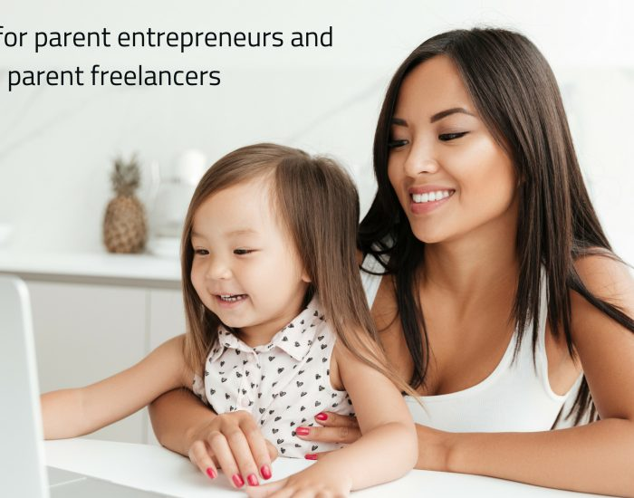 Top tips for parent entrepreneurs and parent freelancers