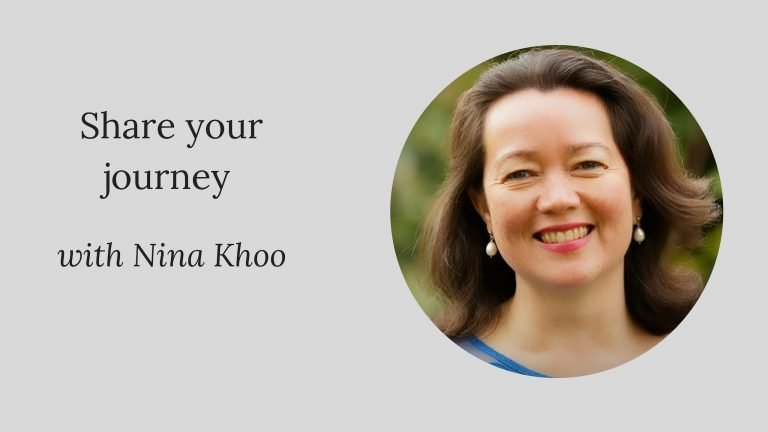 Nina Khoo Personal Development Coach for Highly Sensitive Women
