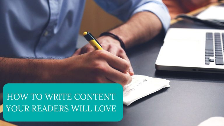 How to write content your readers will love