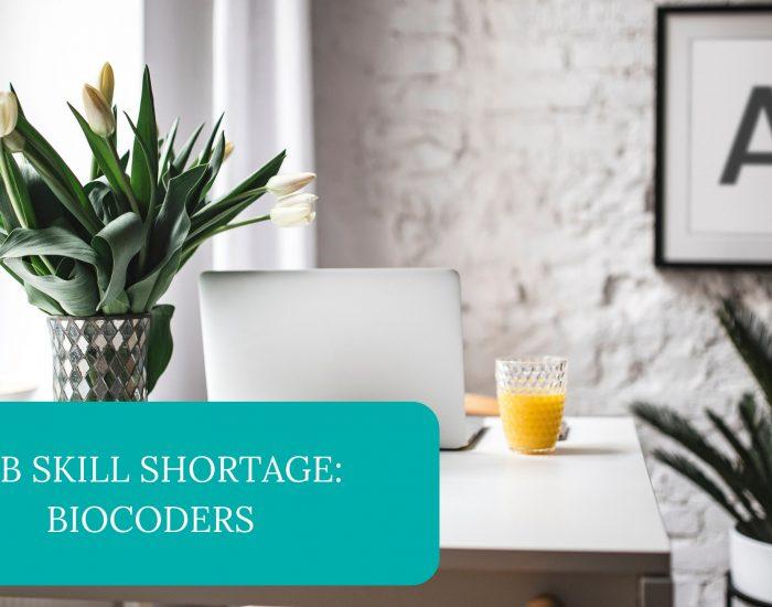Job Skill Shortage: BioCoders