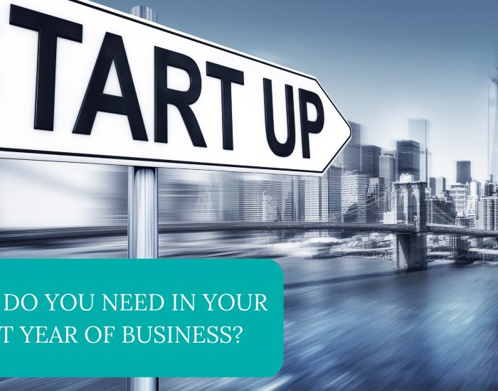 What Do You Need In Your First Year Of Business?