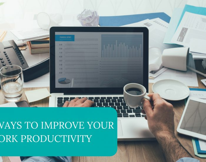 Four Ways To Improve Your Work Productivity