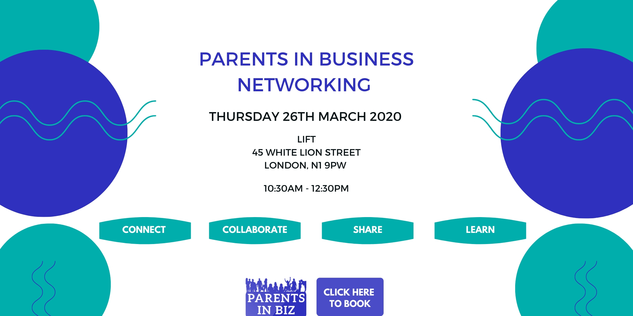 Parents in Business Networking