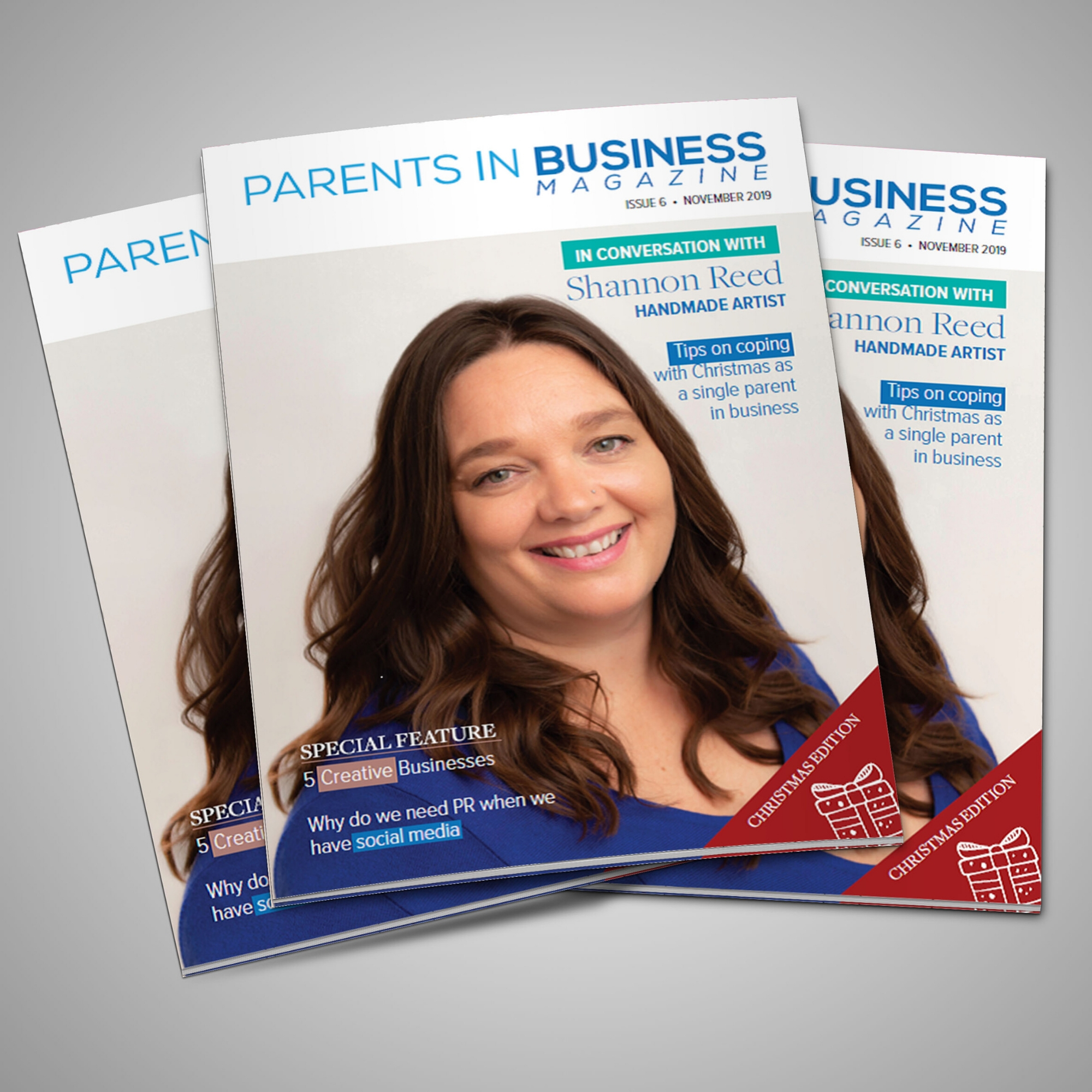 Parents in Business Magazine Issue 6