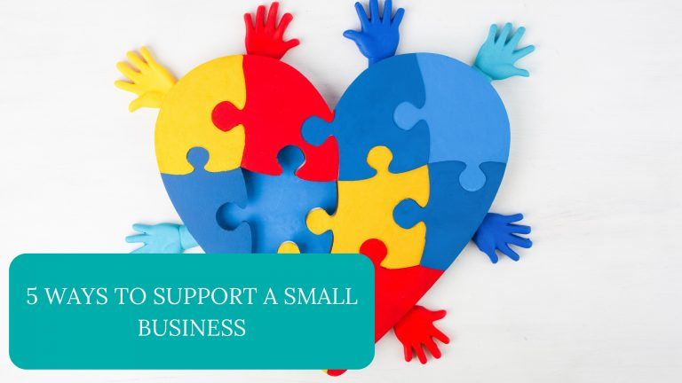5 Ways to Support a Small Business