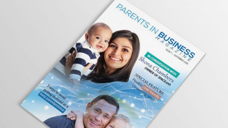 Parents in Business Magazine Issue 1